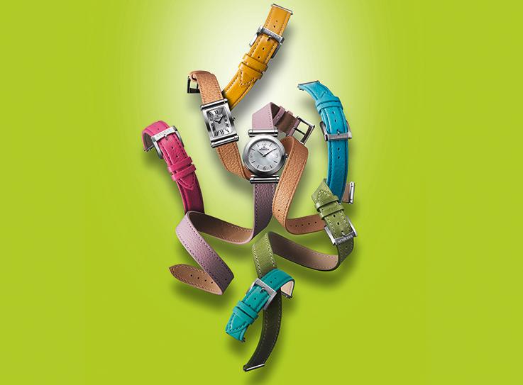 Michel Herbelin – La montre Antarès est un trésor de gourmandises… à consommer sans modération.