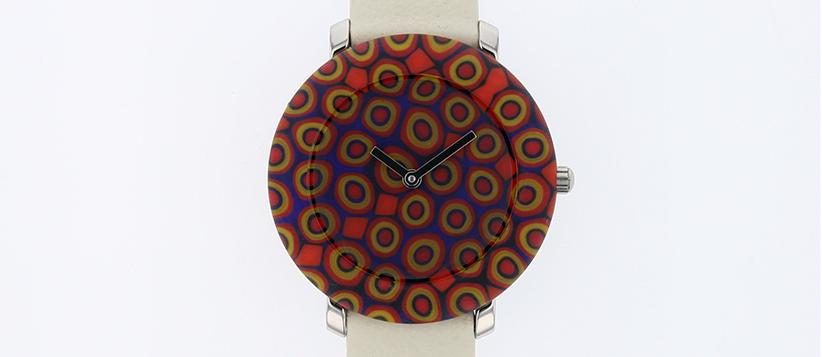 Horlogerie – Yunik, des montres originales en verre de Murano