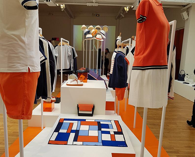 Collection Roland Garros – À vos marques, prêts, jouez avec style