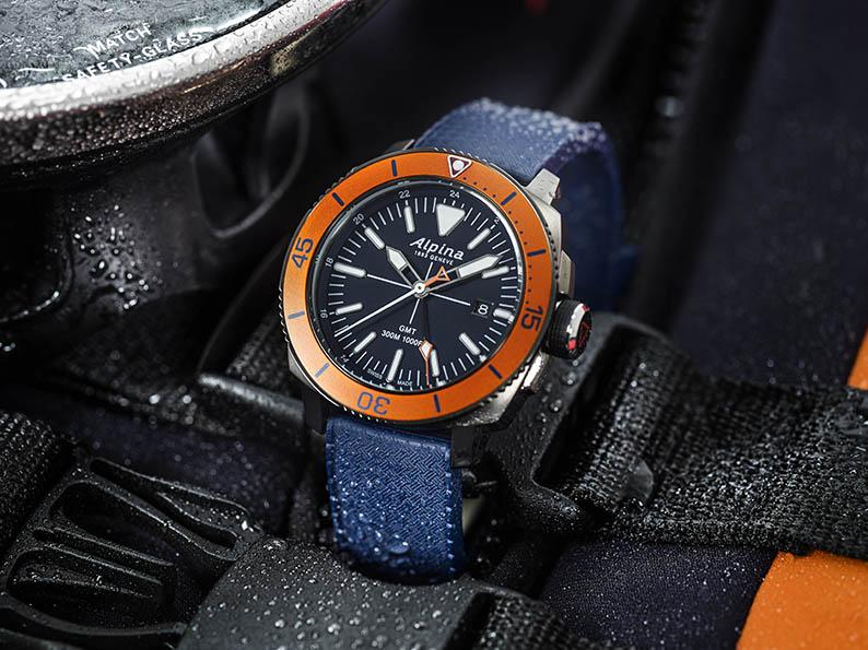 Alpina Seastrong Diver GMT, laquelle choisirez-vous pour le grand plongeon ?
