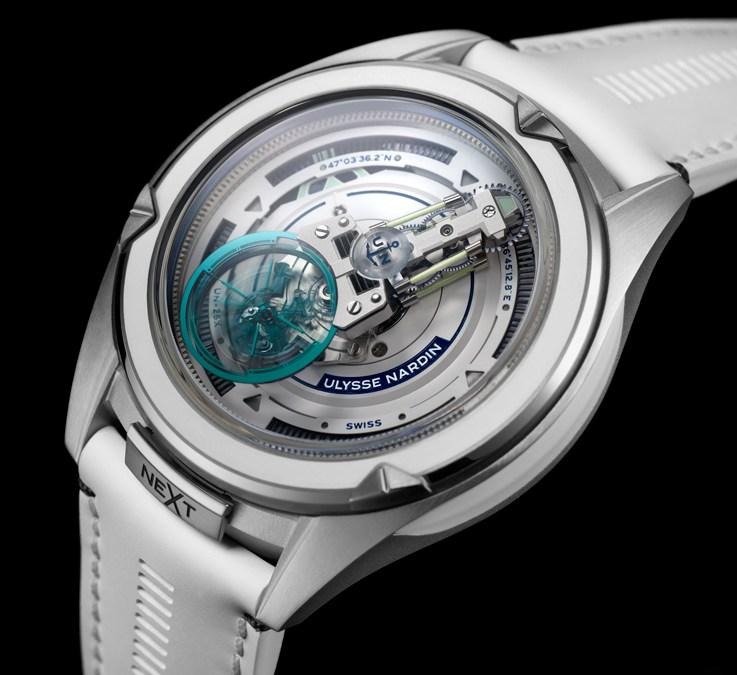 Haute-Horlogerie – Ulysse Nardin  FREAK NEXT, la magie du spectacle