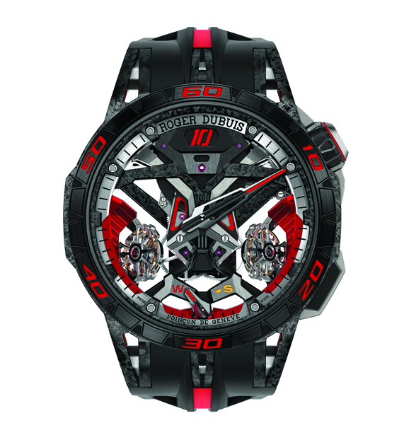 Roger Dubuis. Excalibur One-Off. 905 760 €