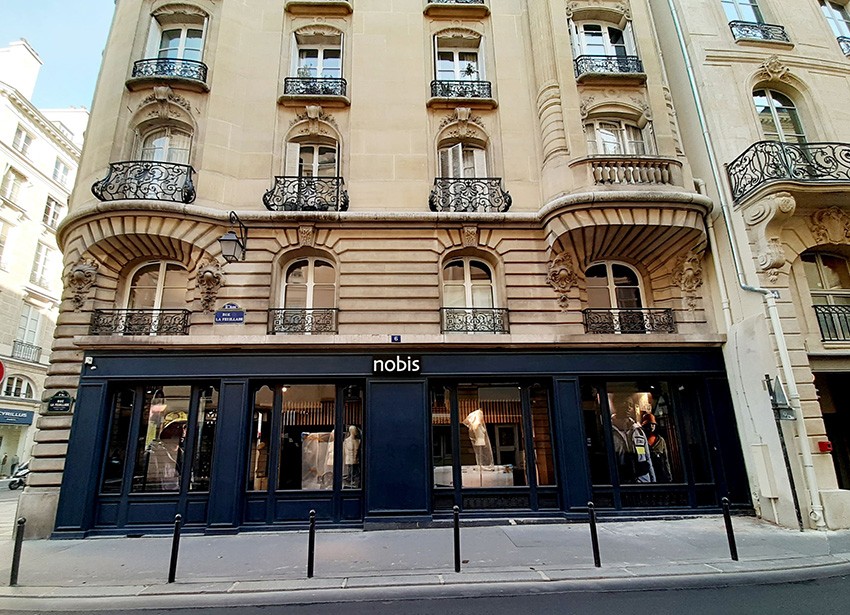 Au chaud pour l'hiver – Nobis enfin à Paris