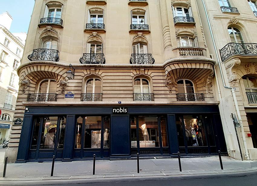 Nobis, la nouvelle boutique parisienne