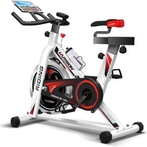 HARISON Pro Indoor Cycling Bike ShoppingExclusives.com