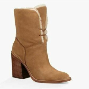 UGG Jerene Chestnut Boots Shopping Exclusives