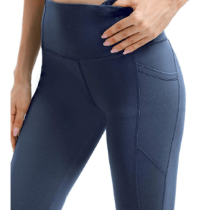 AFITNE Women's High Waist Yoga Pants with Pockets @ShoppingExclusives.com