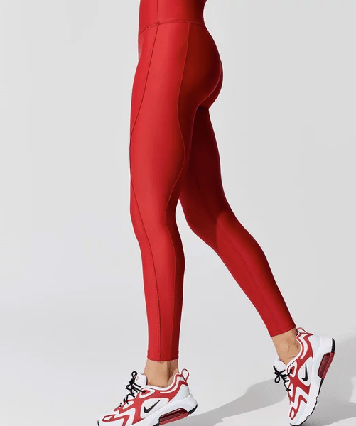 Zigzag High Rise Full-Length Legging @ShoppingExclusives.com