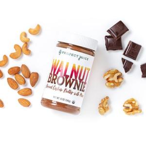 WALNUT BROWNIE NUT BUTTER Shopping Exclusives