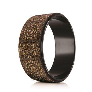Full Circle Cork Yoga Wheel main Shopping Exclusives