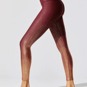 Drip Dot High Waisted Midi Leggings By BEYOND YOGA @ShoppingExclusives.com