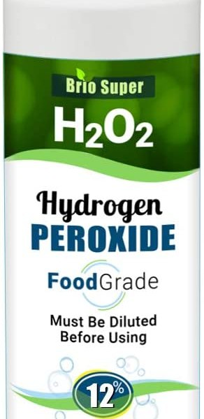 12% H2O2 Hydrogen Peroxide Food Grade Shopping Exclusives