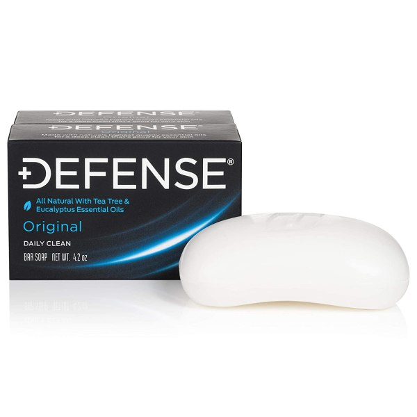 Defense Soap 4 Ounce Bar Pack of 2 Shopping Exclusives