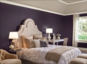 A great example of adherence to consistency in the palette throughout the room decor. SbajemaBlogspot.Com