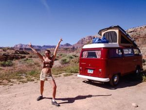 "Happy Happy Joy Vanlifer. ""7 ways you'll be stereotyped for living in a van"" by Alyssa Wyatt via MatadorNetwork.com"