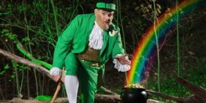 Legendary and time-tested for camp cookery, a cauldron also makes a good pot for your treasure and place to stash your lucky charms.
