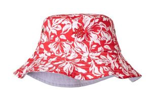 Top it off with a matching hat that is even reversible. UPF 50+ at uvskinz.com.