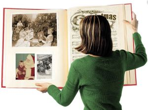 Every child should have a truly gargantuan, acid-free scrapbook. They are a great way for ShoppingGirl moms and grandmoms to keep precious childhood artwork, too. This one comes with textured library cloth covers in your choice of a variety of colors, and a set of 25 paper pages (giving you 50 display sides). It can be separated to add a set of refill pages as needed. It's big enough to hold an entire newspaper page on one spread. Available from Pfile.com.