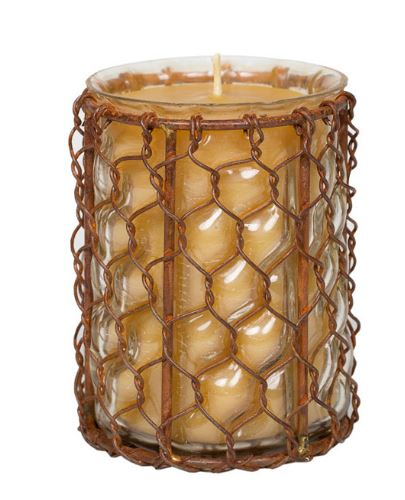 Get your money's worth. The Pennybacker Candle burns for an astonishing 60 hours! beeswaxco.com