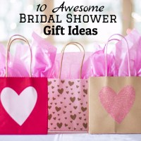 10 Awesome Bridal Shower Gift Ideas