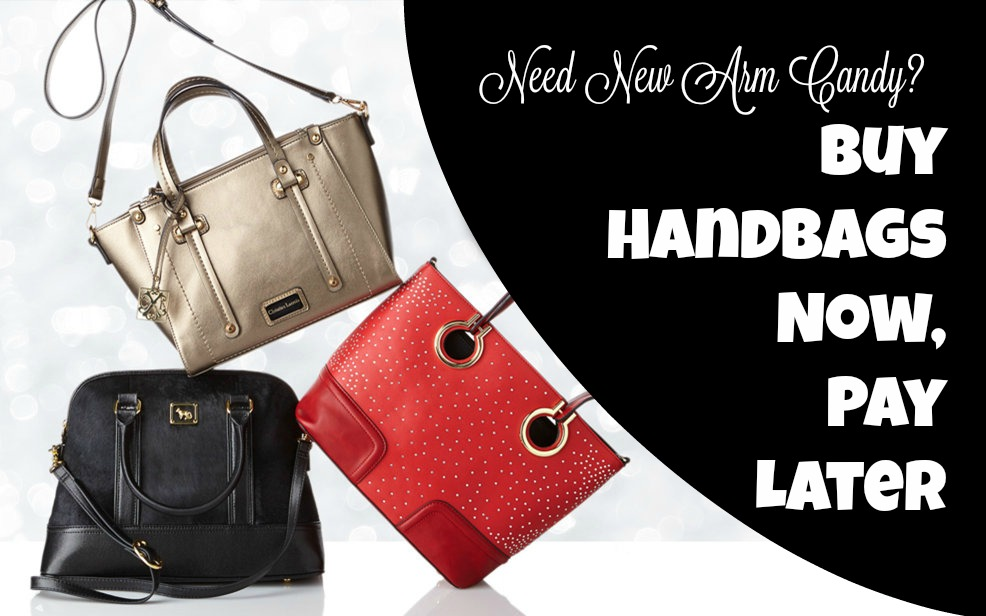 Buy Handbags Now, Pay Later With Stores That Offer