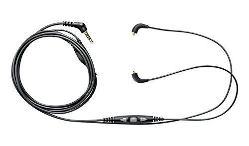 Shure RMCE Earphone Accessory Cable with Remote + Mic for