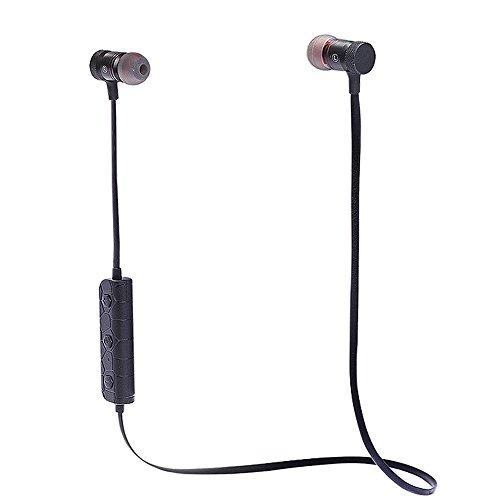 Jave Bluetooth Headphones Sweatproof Sports Earphones