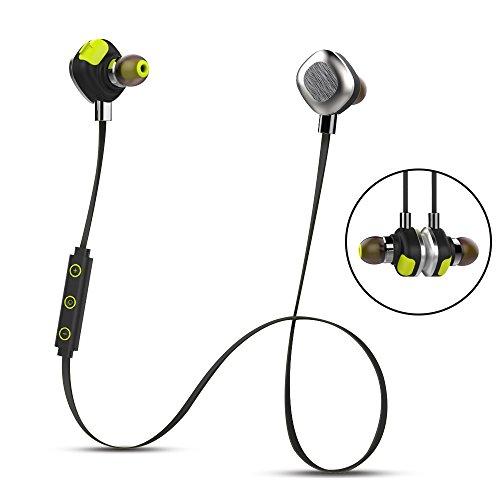 Morul U5PLUS Magnetic Sport Waterproof Bluetooth In-ear