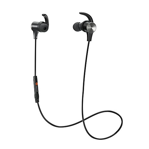 TaoTronics Bluetooth Headphones Wireless Earbuds Sports In