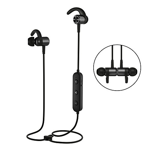 In-Ear Earphones, Wired Earbuds with Mic and Volume