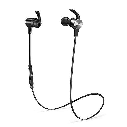 TaoTronics Bluetooth Headphones 2019 Upgrade Wireless 5.0