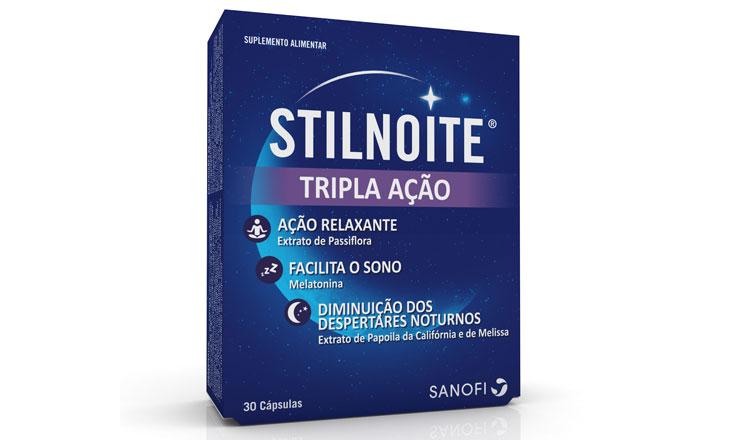 Sanofi lança STILNOITE,  um novo suplemento alimentar para os distúrbios do sono