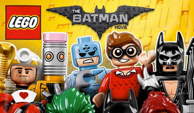 Coleção LEGO Batman: o Filme