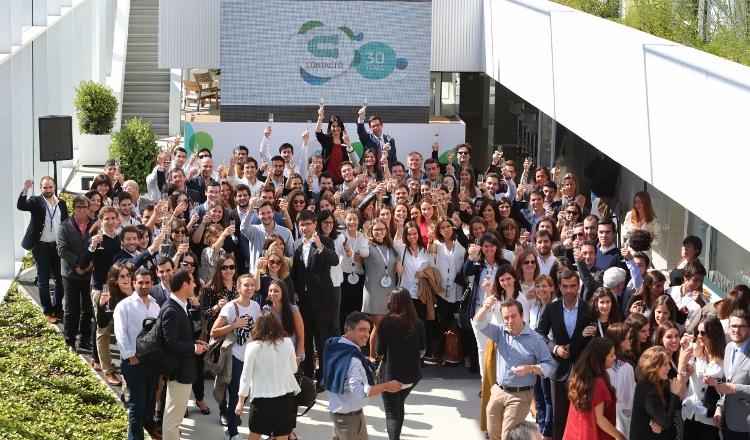 Empresas Sonae procuram jovens talentos para o Programa Contacto