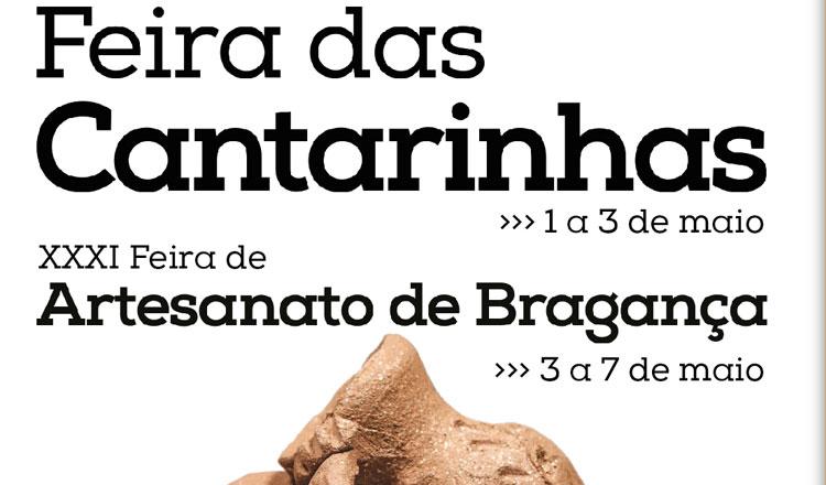 Feira das Cantarinhas vai encher as ruas de Bragança