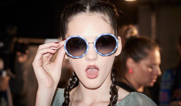 Emporio Armani Eyewear Primavera Verão 2017 ae12d425df
