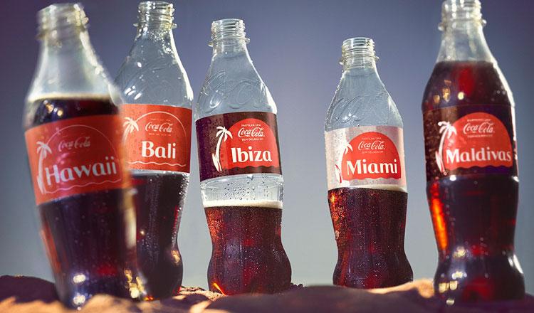 Partilhar uma Coca-Cola é passaporte para férias em 30 destinos