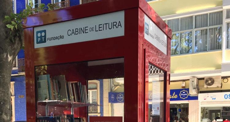 Biblioteca mais pequena do mundo chega a Campo de Ourique