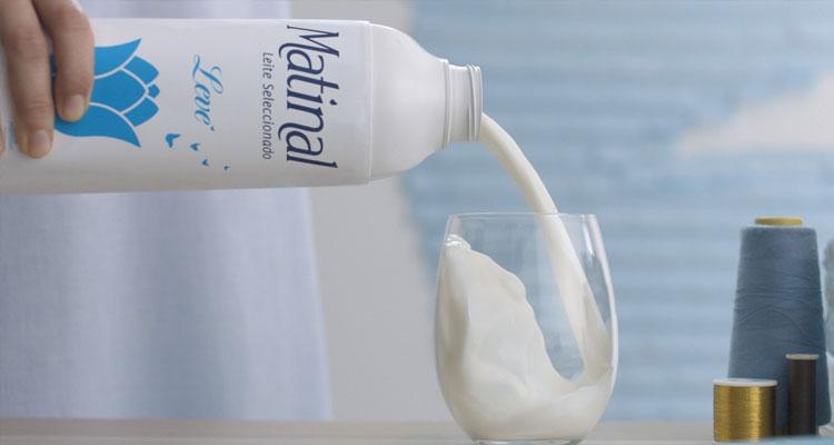 Matinal apresenta uma verdadeira evolução no leite