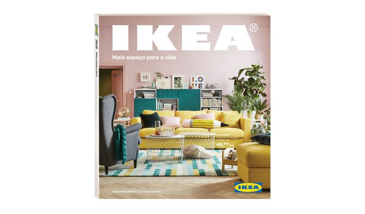 Catálogo IKEA 2018 chega a casa a partir de 24 de agosto