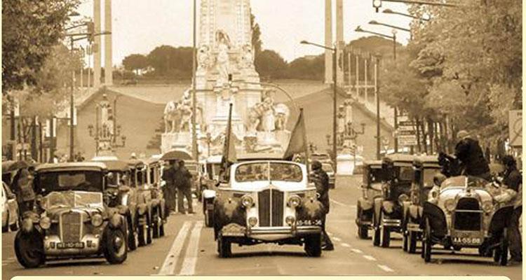 4ª Parada de Automóveis Antigos da Cidade de Lisboa