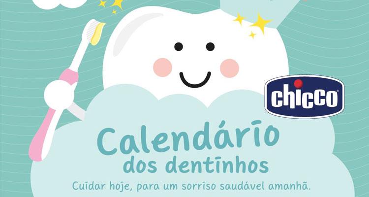 Chicco ajuda pais com higiene oral das crianças