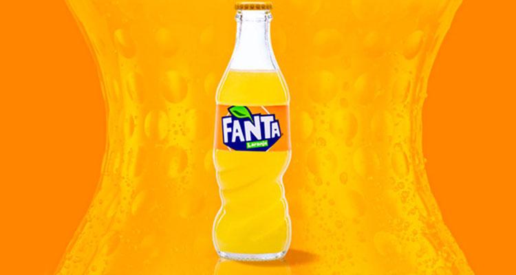 Fanta lança nova garrafa para todos os momentos de consumo