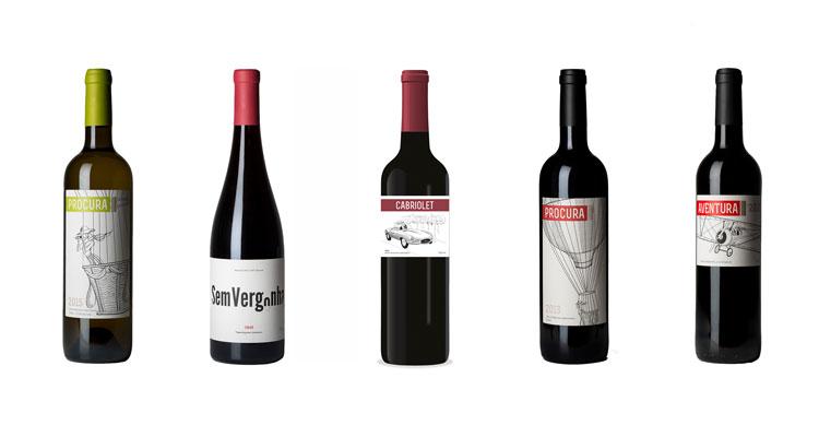 Susana Esteban com cinco vinhos acima dos 90 pontos na Wine Advocate