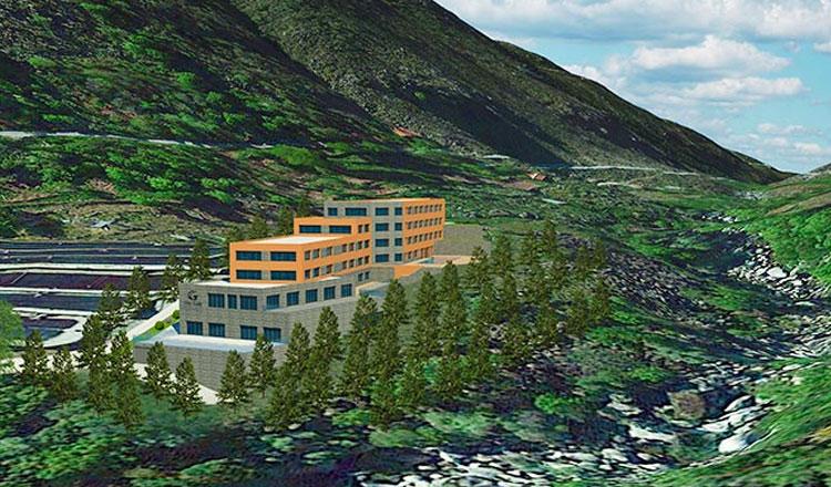 Vila Galé prepara arranque das obras do hotel na Serra da Estrela (Manteigas)