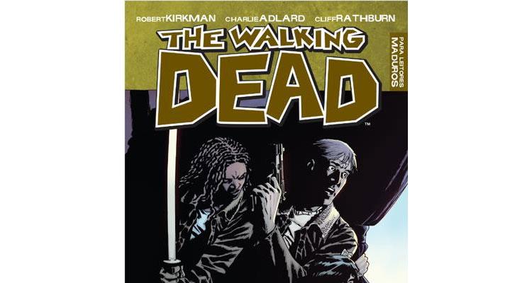 """Acompanhe as aventuras de """"The Walking Dead"""" através da coletânea de livros"""