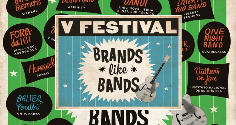 Festival BRANDS LIKE BANDS ajuda IPO Lisboa