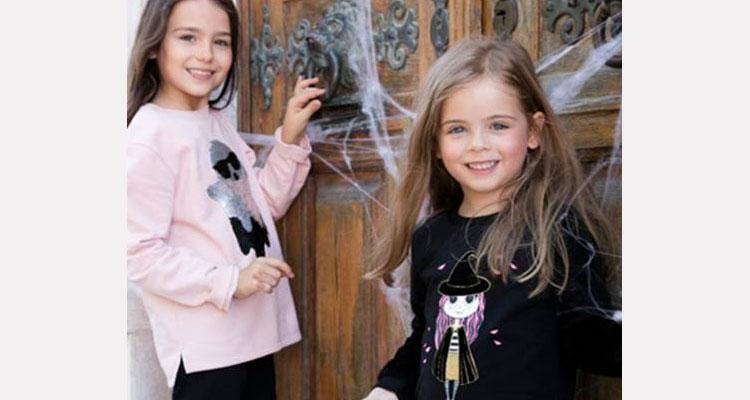 C&A veste os mais pequenos para a noite de Halloween