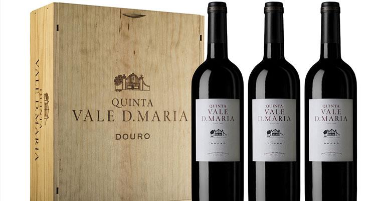 Neste Natal, tenha à mesa o melhor do Douro: Vinhos QUINTA VALE D. MARIA