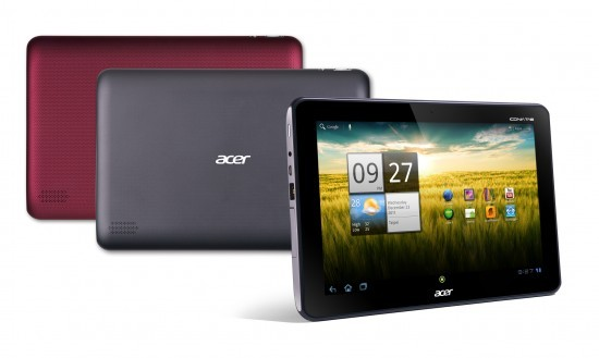 Tablet Acer Iconia Tab A200